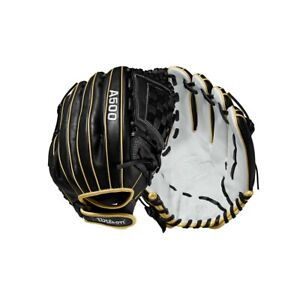 "2021 Wilson A500 12"" WTA05RF2012 Infield Outfield Softball Glove RHT Right Hand"