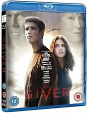 The Giver : Blu-ray  NEW & SEALED