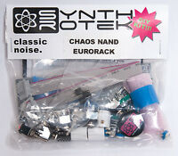 Synthrotek Eurorack 4093 NAND Synth Kit DIY Asteroids 8bit Atari Synth