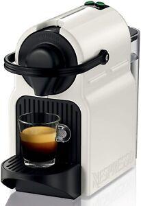 Nespresso Inissia Coffee Machine Krups XN1004 - White