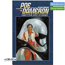 STAR WARS SONDERBAND POE DAMERON II HC 333 LIMITIERT Inmitten des Sturms Panini