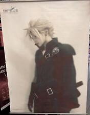 POSTER CLOUD STRIFE FINAL FANTASY 7 - COME NUOVO