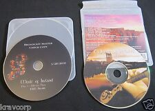 SINEAD O'CONNOR/CHIEFTAINS 'MUSIC OF IRELAND' 2010 PROMO CD/DVD SET