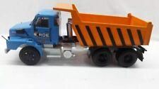 Classic Trucks From Brazil - Volvo N-10 Dump Truck - Ixo Altaya