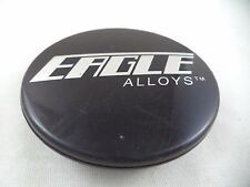 Eagle Alloy Wheels Gloss Black Custom Wheel Center Cap # 138  (1 CAP)