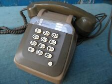 TELEPHONNE VINTAGE Marron