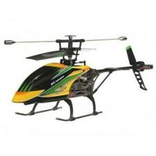 Azimport V912 Yellow 16 in. V912 Large Metal Gyro RC Helicopter Toy - Yellow