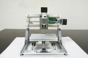 Mini 3-Axis CNC Router Engraver Carving  Machine for PCB PVC Milling Wood