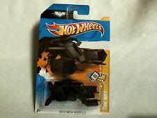 Hot Wheels 2012 New Models Batman The Bat Dark Knight Rises 27/50 27/247 V5315