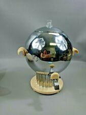 L👀K Chase Brass & Copper Art Deco Coffee Urn by Walter Van Nessen Model 17088