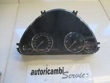 MERCEDES CLASSE C SPORTCOUPE W203 220 CDI 6M 110KW (2005) RICAMBIO QUADRO STRUME