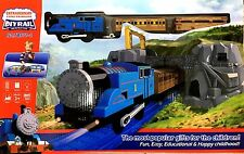 Big Track Rail Way Running Train Fun Educational Toy With Sound & Flash Light