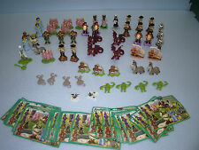 """ Gros lot de figurines Kinder Surprise Ferrero collection SHREK CHAT POTTE"