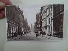 "Vintage Postcard Whitefriargate, Hull 96689JV ""Photo Brown"" Series  §A1013"