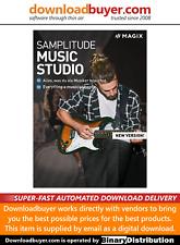 MAGIX Samplitude Music Studio 2020 - [Download]
