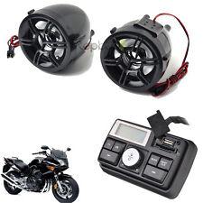 Bluetooth Waterproof Motorcycle Audio FM MP3 Radio Host with Speaker