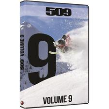 509: Volume 9 Snowmobile DVD Video - Mountain Powder Chris Burandt 509-DVD-VO9