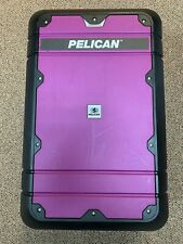 Pelican Elite Progear Carry On Luggage Orchid Purple Color LG-EL22-PLUBLK New!