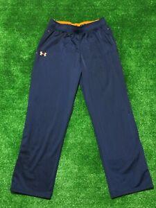 Men's New Under Armour UA Track Pants & Sweatpants Size Large NWOT