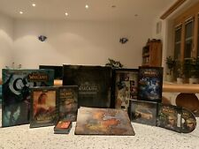 World of Warcraft collector's edition burning Crusade