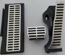 Audi q3 original pedalset pedales pedal tapas apoyapies pedal pads Footrest rsq3