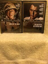 None But The Brave - Some Came Running - + 1 - Frank Sinatra  - 3 DVD Lot- VG
