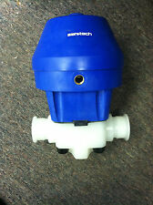 NEW SAINT GOBAIN SANI-TECH AIR ACTUATED DIAPHRAGM VALVE