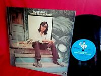 RODRIGUEZ Coming from reality LP 1979 AUSTRALIA EX+ Psych Funk Gem Blue Goose