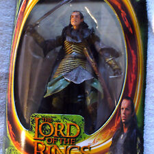 "ToyBiz Lord of the Rings Fellowship of the Ring - Elrond Figure Box-10½"" NEW"