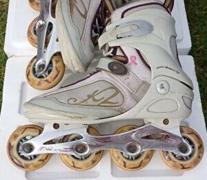 K2 Contessa Woman Inline Skates Size 8UK
