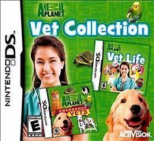 Animal Planet: Vet Collection (Nintendo DS, 2010) DS NEW