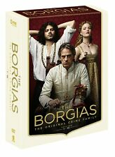 The Borgias Complete TV Series DVD Collection Seasons 1 2 3 [13 Discs] Boxset