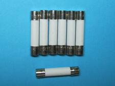 20 Pcs Ceramic Fuse 16A 250V 6mm x 30mm 6x30mm Fast Blow 630 New