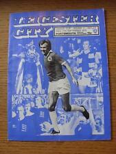 17/09/1975 Leicester City v Portsmouth Football League Cup [] (strappata e o danneggiati