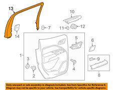 GM OEM-Door Interior Trim Panel-Upper Right 52020395