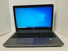 "New listing Hp ProBook 650 G1 15.6"" Laptop i5-4210M 2.6Ghz 8Gb 500Gb Sshd Win10 Pro h"