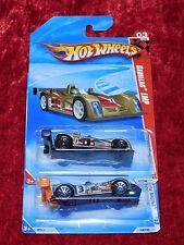 2010 Hot Wheels Racing & Race World Speedway R & S MKIII & Cadillac LMP 2 PK