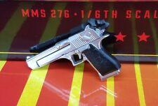 Hot Toys MMS276 1/6 Commando Predator Matrix Schwarzenegger Desert Eagle Gun