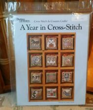 BETTER HOMES A YEAR IN CROSS STITCH & COUNTRY CRAFTS 20 - 196  SANDY ORTON