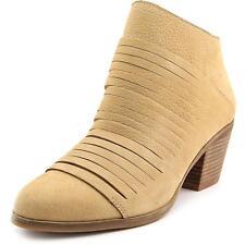 Lucky BRAND Zavrina Women US 9 Tan Ankle Boot 2564