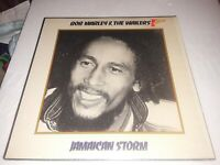 Jamaican Storm, Bob Marley & The Wailers Lp 2015. Reissue, repress. SN7211