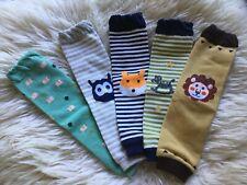 ECO PANDA Baby X Long Leg Warmer Crawling Footless Socks tights Unisex boy girl