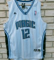 Orlando Magic NBA #12 Dwight Howard jersey XL length + 2