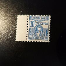 FRANCE COLONIE TUNISIE TIMBRE TAXE N°40 NEUF ** LUXE GOMME D'ORIGINE MNH