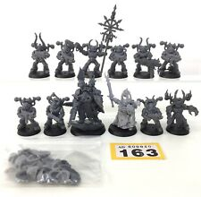 GAMES WORKSHOP WARHAMMER 40,000 40K CHAOS SPACE MARINE ARMY LORD SORCERER