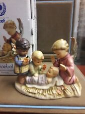 M.I.Hummel, We Come In Peace, Hum. #754, New, Mib, Usps Shipping