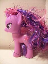 HASBRO Mon Petit Poney My Little Pony figuine G4 2011 Twilight Sparke TINCEL