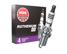 NGK 90495 4pcs Spark Plugs LTR6BHX RUTHENIUM HX Genuine Japan 4pk