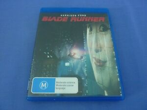 Blade Runner Blu-Ray Harrison Ford Rutger Hauer Free Postage