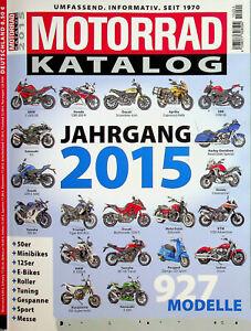 Motorrad Katalog 2015 - Nr.46